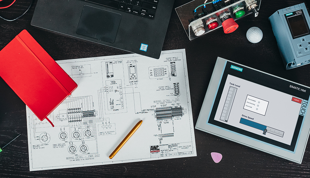 Siemens: How to Design a Programmable Logic Controller (PLC) Panel