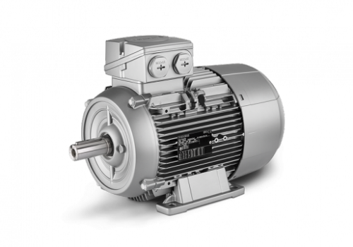 Siemens: Calculating the amp rating for a 3-phase induction motor