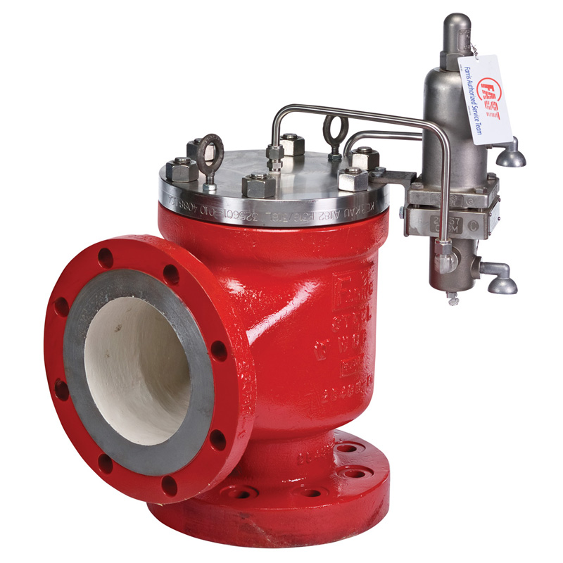 Farris: How to choose between conventional and pilot operated pressure relief valves