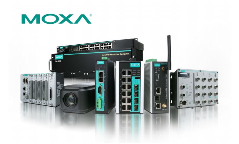 Moxa: Network Infrastructure, Edge Connectivity, and Industrial Computing Product Selection Guide
