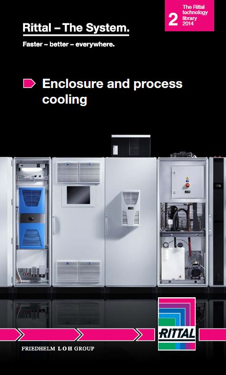 Rittal: How to dissipate heat from control cabinet enclosures