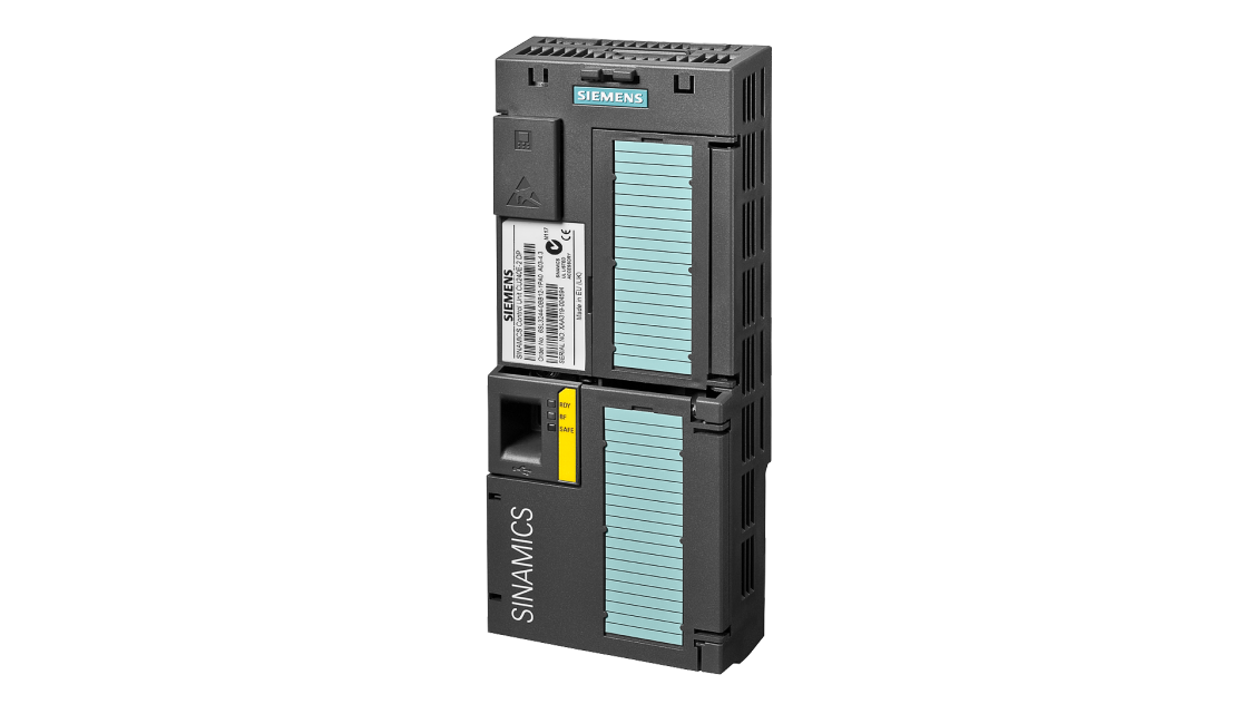 Siemens: How to configure the terminal strip of a G120 in TIA Portal